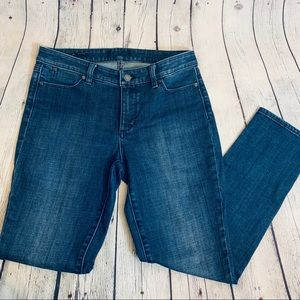 Talbots | Macro Wash Denim Straight Sz 6P